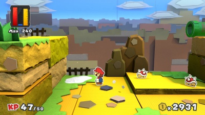 Paper Mario Color Splash, Screenshot #14