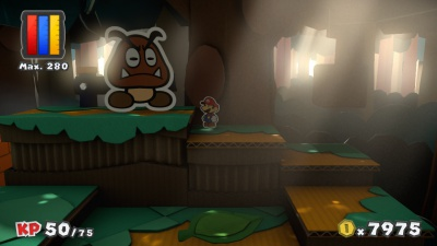 Paper Mario Color Splash, Screenshot #20