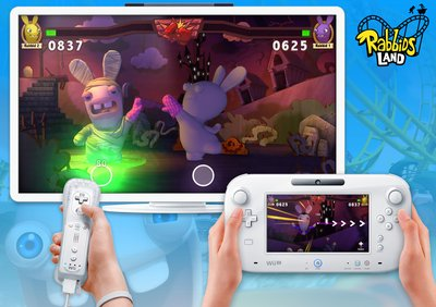Rabbids Land, Screenshot #3