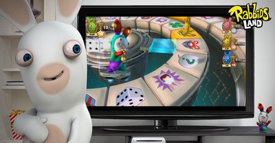 Rabbids Land, Screenshot #7
