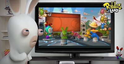 Rabbids Land, Screenshot #8