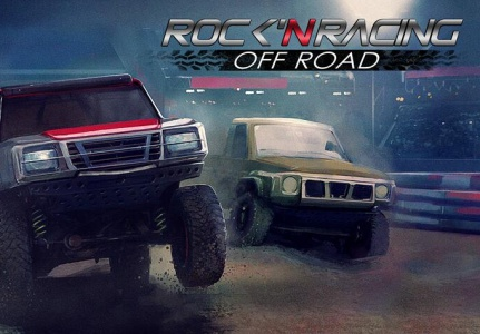Rock 'n Racing Off Road, Covermotiv/Artwork