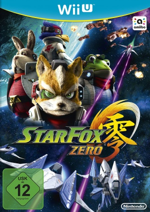 Star Fox Zero, Covermotiv/Artwork