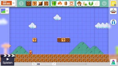 Super Mario Maker, Screenshot #2