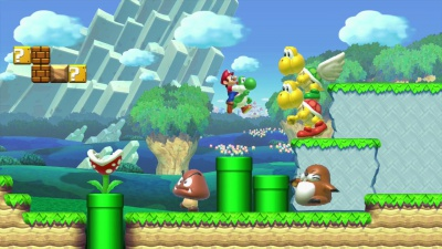 Super Mario Maker, Screenshot #6