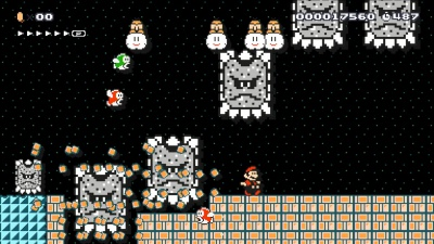 Super Mario Maker, Screenshot #8