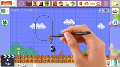 Super Mario Maker, Screenshot #10