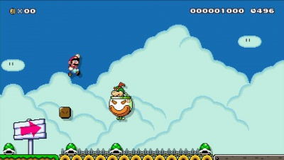 Super Mario Maker, Screenshot #11