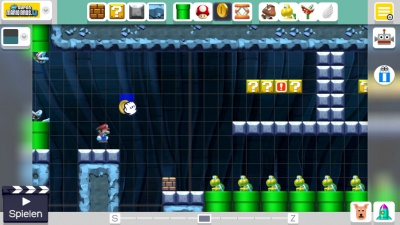 Super Mario Maker, Screenshot #15