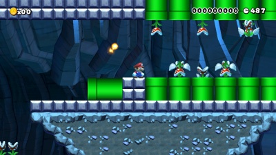 Super Mario Maker, Screenshot #18