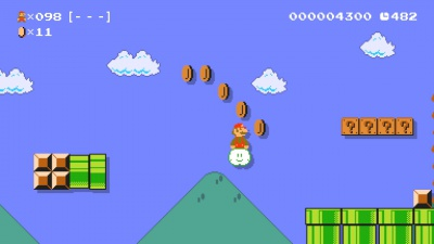 Super Mario Maker, Screenshot #20