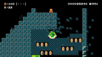 Super Mario Maker, Screenshot #23