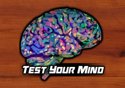 Test Your Mind, Covermotiv