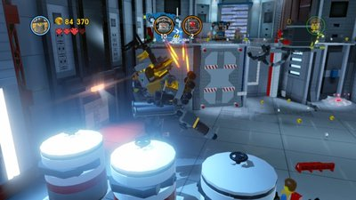 The LEGO Movie Videogame, Screenshot #2