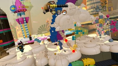 The LEGO Movie Videogame, Screenshot #6