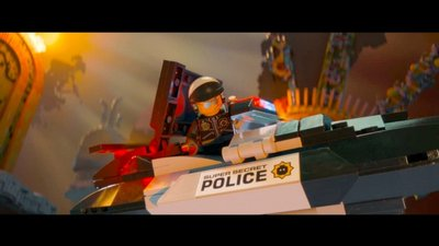The LEGO Movie Videogame, Screenshot #9