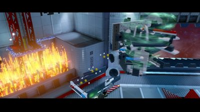 The LEGO Movie Videogame, Screenshot #11
