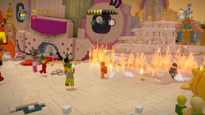 The LEGO Movie Videogame, Screenshot #13