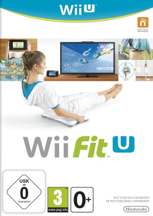 Wii Fit U, Covermotiv