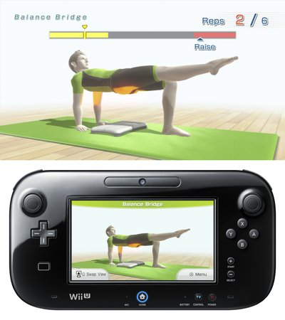 Wii Fit U, Screenshot #8