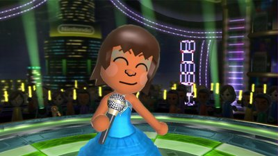 Wii Karaoke U by JOYSOUND, Screenshot #1