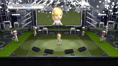 Wii Karaoke U by JOYSOUND, Screenshot #4