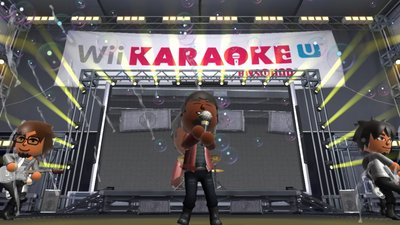 Wii Karaoke U by JOYSOUND, Screenshot #14