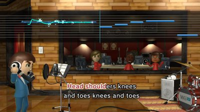 Wii Karaoke U by JOYSOUND, Screenshot #15