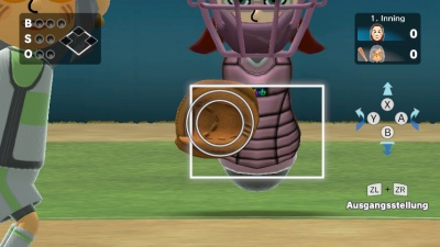 Wii Sports Club: Baseball und Boxen, Screenshot #3