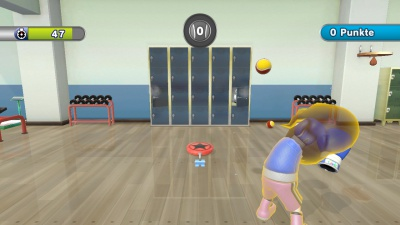 Wii Sports Club: Baseball und Boxen, Screenshot #10