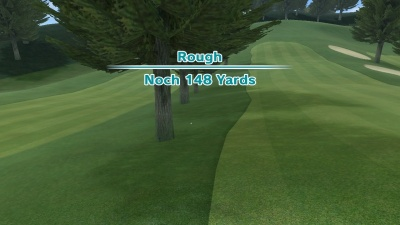 Wii Sports Club: Golf, Screenshot #7