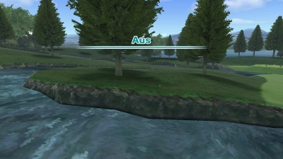 Wii Sports Club: Golf, Screenshot #8