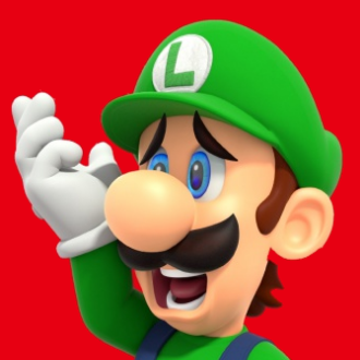 Look @ That: Luigi's Mansion Domino