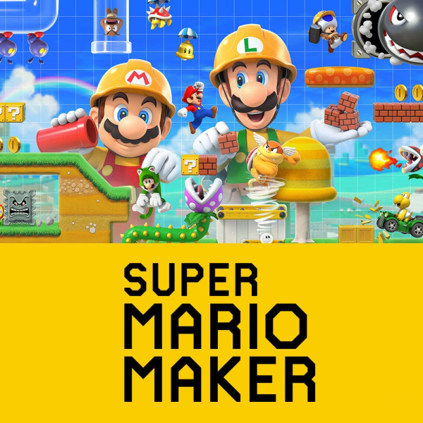 Nintendo » Nintendo Wii U » Selbstgemachte Level in Super Mario Maker